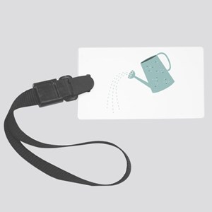Watering Can Luggage Tag