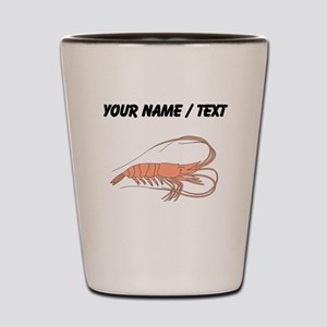 Custom Shrimp Shot Glass