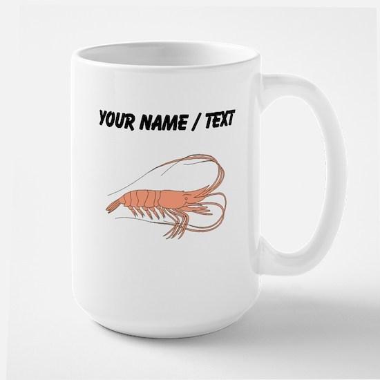 Custom Shrimp Mugs