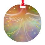 Spirit Angel Round Ornament