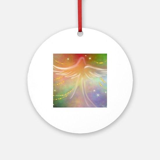 Spirit Angel Ornament (Round)