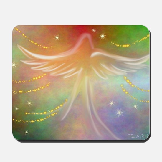 Spirit Angel Mousepad