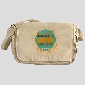 Good Looking Messenger Bag