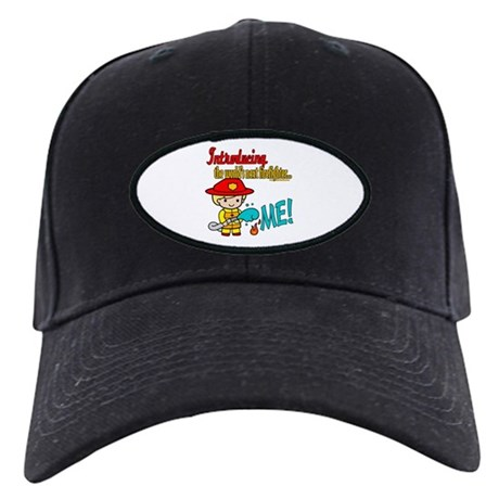 Future Fireman Black Cap