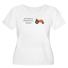Orange Christ T-Shirt