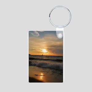 Golden Sunset Keychains