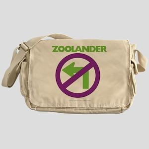 No Left Messenger Bag