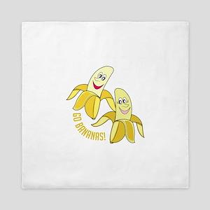 Go Bananas Queen Duvet