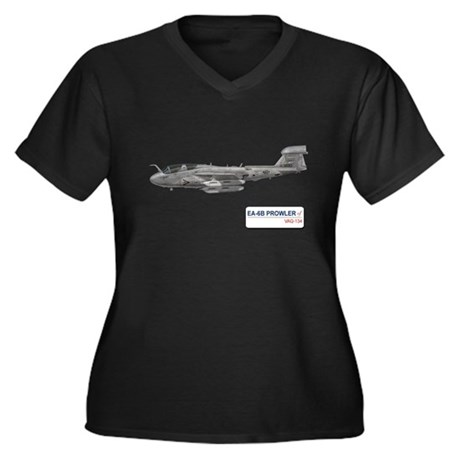 VAQ-134 Plus Size T-Shirt