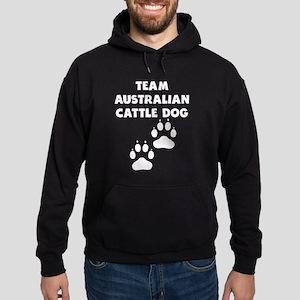 Team Australian Cattle Dog Hoodie