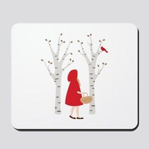 Red Riding Hood Mousepad