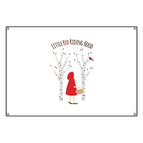 Little Red Riding Hood Banner by Hopscotch14
