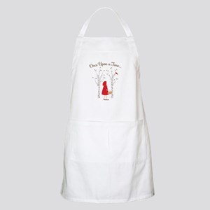 Once Upon A Time... Apron