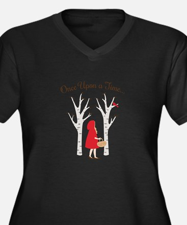 Once Upon A Time... Plus Size T-Shirt