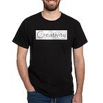 Creativity Black T-Shirt