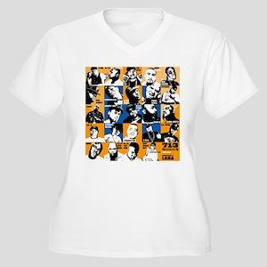 HTOWN SUPERSTARS Plus Size T-Shirt
