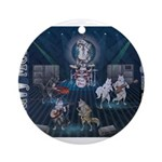 Heavy Metal Ornament (Round)