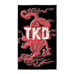 Taekwondo Dragon 3'x5' Area Rug