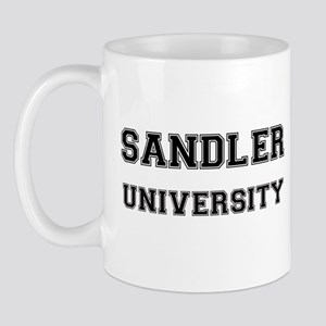 SANDLER UNIVERSITY Mug