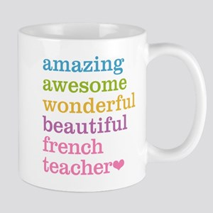 French Teacher Mugs
