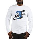 3F Logo Long Sleeve T-Shirt