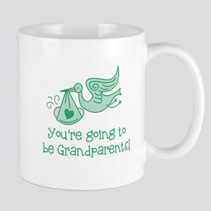 Going to be Grandparents Mugs