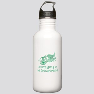 Going to be Grandparen Stainless Water Bottle 1.0L
