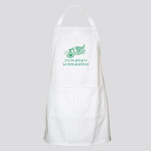 Going to be Grandparents Apron