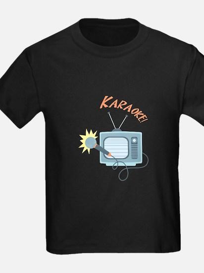 Karaoke TV T-Shirt
