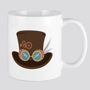 Steampunk Hat Mugs