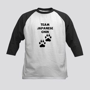 Team Japanese Chin Baseball Jersey