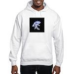 IHM blue on black spartan helmet Sweatshirt