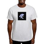 IHM blue on black spartan helmet T-Shirt