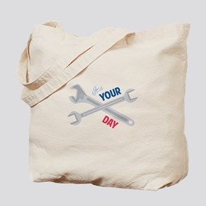 Labor Day Tote Bag