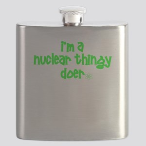 nuclear doer Flask