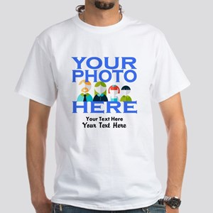 Personalize It Custom White T-Shirt