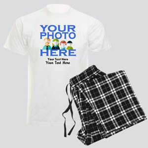 Personalize It Custom Men's Light Pajamas