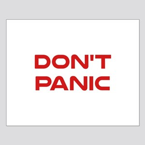 Don't Panic Posters