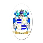 Guerin 20x12 Oval Wall Decal