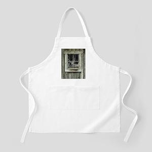 Old Cabin Window Buck 1 Apron