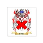 Gubbin Square Sticker 3