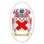 Gubbin Sticker (Oval)