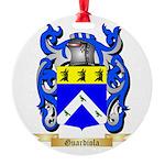 Guardiola Round Ornament