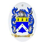 Guardiola Ornament (Oval)