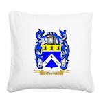 Guardia Square Canvas Pillow