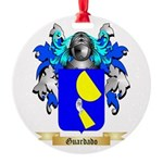 Guardado Round Ornament