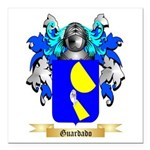 Guardado Square Car Magnet 3