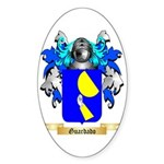 Guardado Sticker (Oval 10 pk)