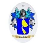 Guardado Ornament (Oval)