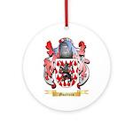 Gualtiero Ornament (Round)